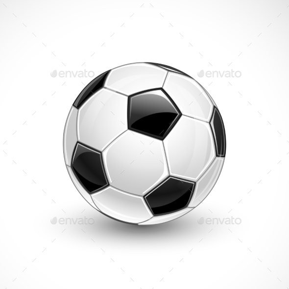 GraphicRiver Soccer Ball 11386773