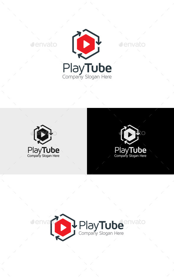 GraphicRiver Play Logo 11386812