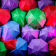 Umbrella with party colored - PhotoDune Item for Sale