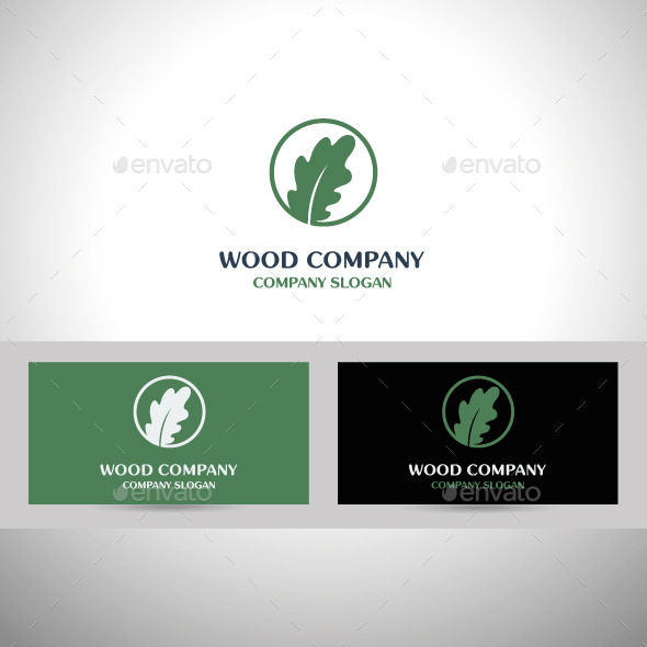 GraphicRiver Wood Company 11386869