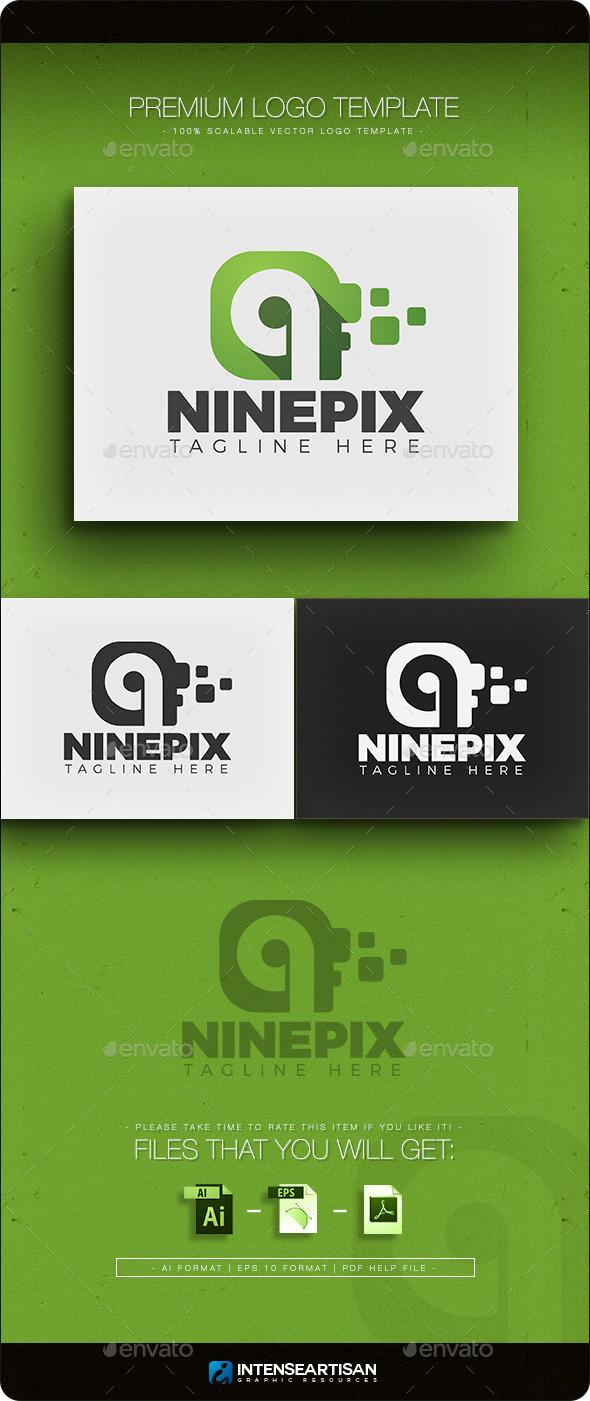 GraphicRiver Ninepix Logo 11387145
