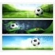 Set of Football Banners - GraphicRiver Item for Sale