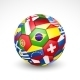 Football Soccer Ball - GraphicRiver Item for Sale