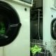 View Of Working Washing Machine In Laundry - VideoHive Item for Sale