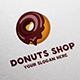 Donut Shop Logo Template - GraphicRiver Item for Sale