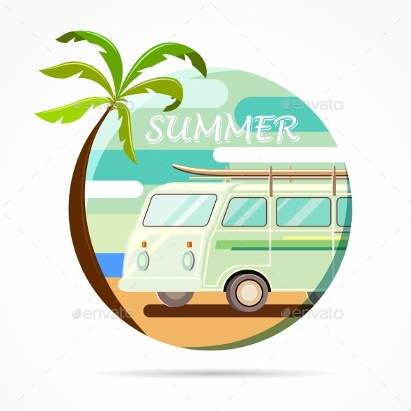 GraphicRiver Summer Vacation 11387549