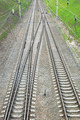 Railway lines. View from above - PhotoDune Item for Sale