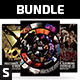 Music Flyer Bundle Vol. 4 - GraphicRiver Item for Sale
