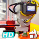 Factory Manufactures Plastics - VideoHive Item for Sale
