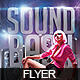 Flyer Sound Bash Night Party - GraphicRiver Item for Sale