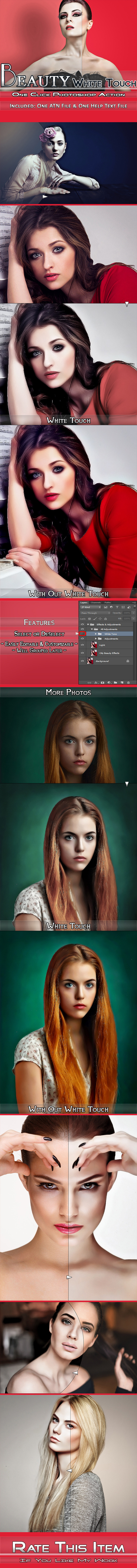 GraphicRiver Beauty White Touch 11388633