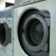 Washing Machines In Laundry Room, Close-up - VideoHive Item for Sale