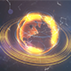 Spinning Earth Globe Hologram - VideoHive Item for Sale