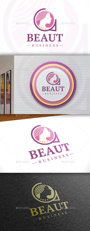 GraphicRiver Beauty Logo Template 11392368