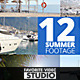 12 Summer Footage Pack - VideoHive Item for Sale