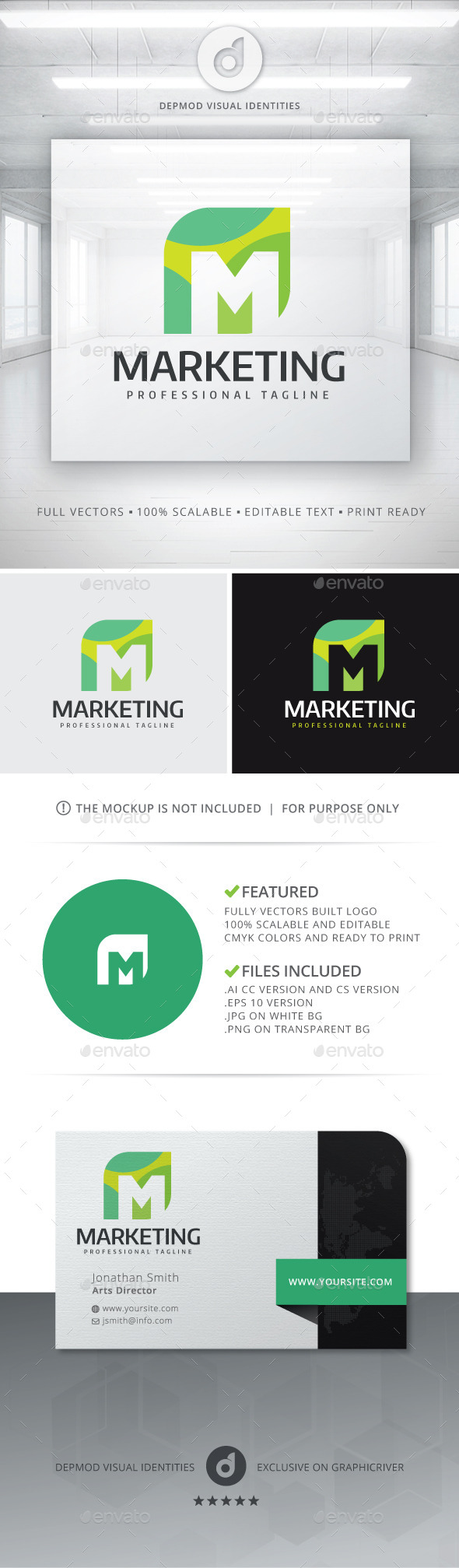 GraphicRiver Marketing Logo 11392478