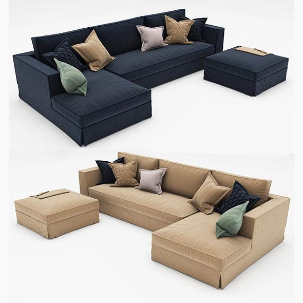 3DOcean Sofa collection 11 11392479