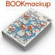 Book Mock Up - GraphicRiver Item for Sale