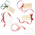 Gift Tags Collection Isolated on White - PhotoDune Item for Sale