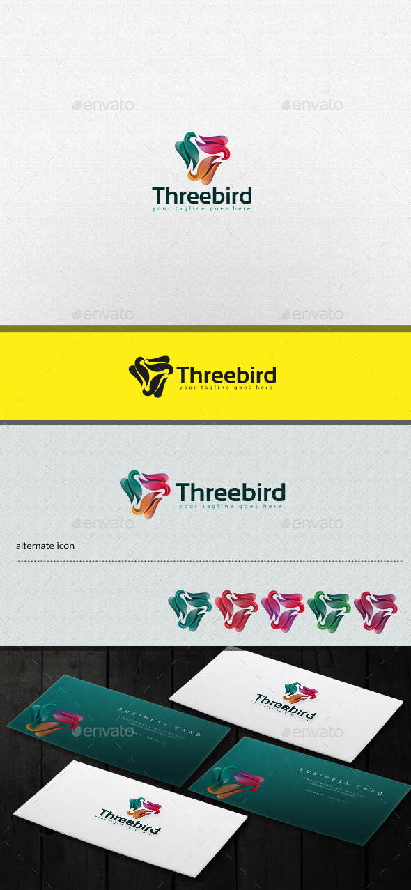 GraphicRiver Threebird 11393547