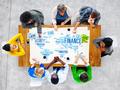 Global Finance Business Financial Marketing Money Concept