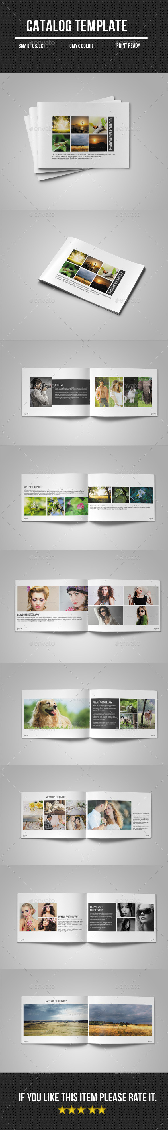 GraphicRiver Photographer Portfolio 11394091