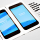 Phone 6 Card Mock-Up - GraphicRiver Item for Sale