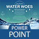 World's Water Woes PowerPoint Presentation - GraphicRiver Item for Sale
