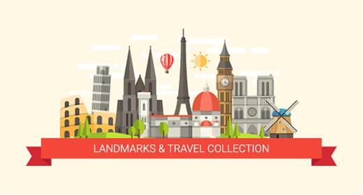 Landmarks and Travel
