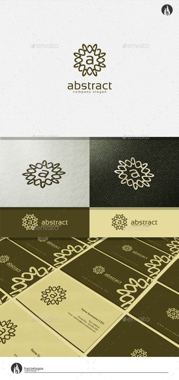 GraphicRiver Abstract Logo 11394864