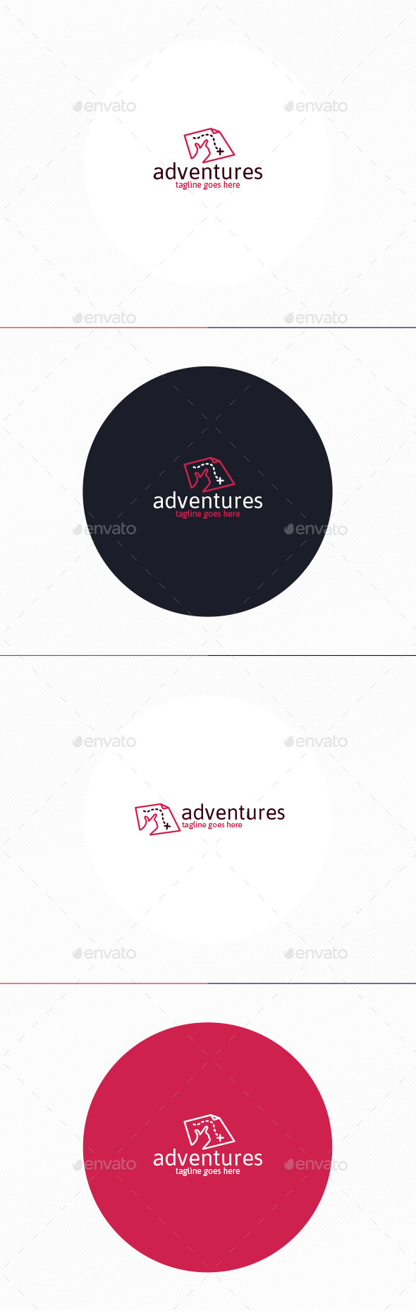 GraphicRiver Adventures Logo 11394960