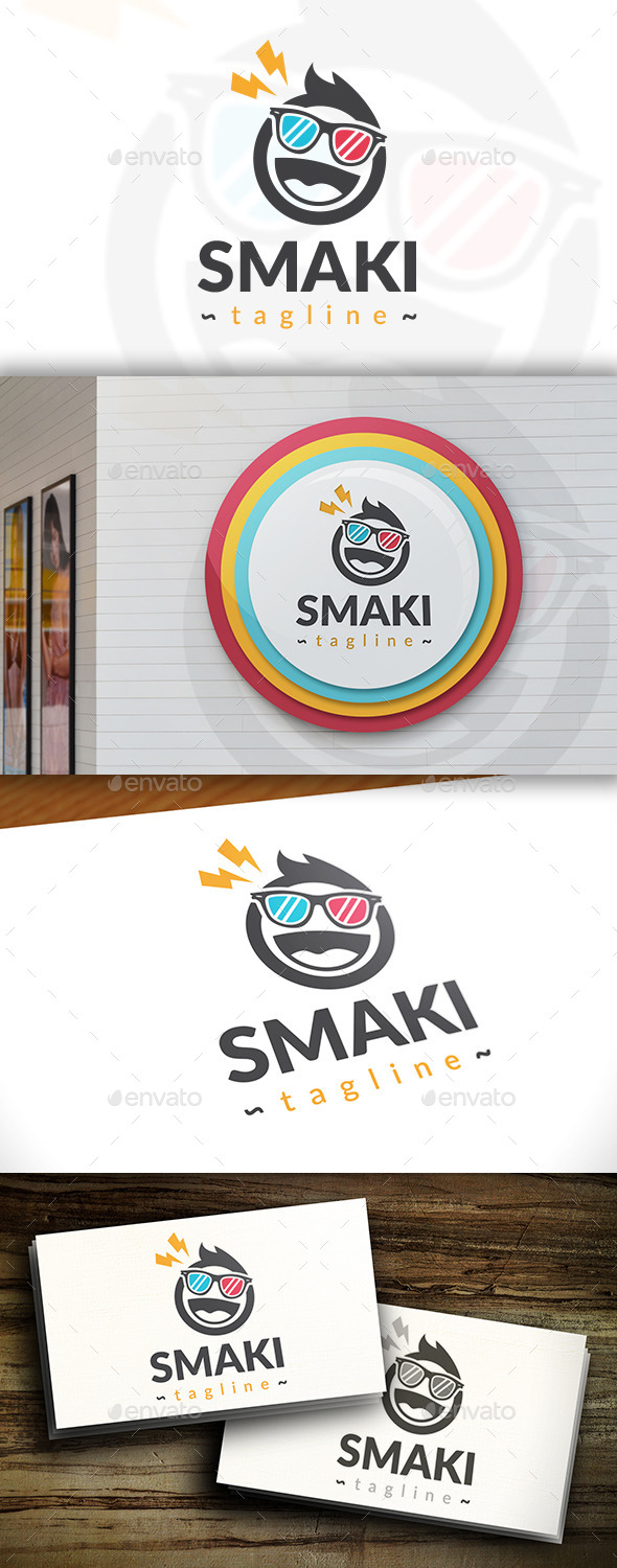 GraphicRiver Smart Kid Logo 11395018