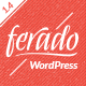 Ferado - WooCommerce Fashion Theme - ThemeForest Item for Sale