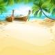 Paradise Island - GraphicRiver Item for Sale