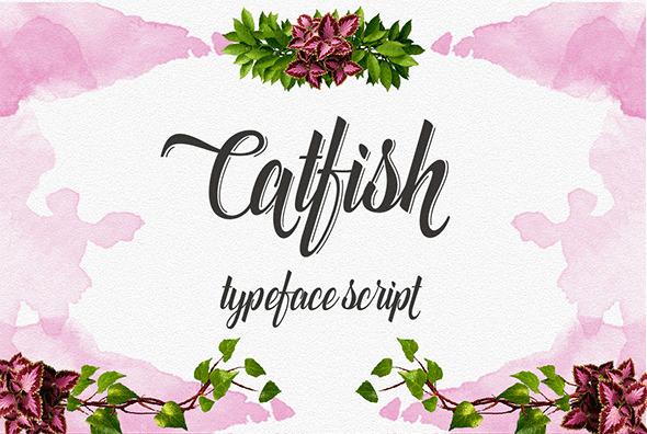 GraphicRiver CatFish Font Script 11396504