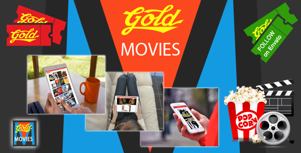 CodeCanyon Gold MOVIES 11371340
