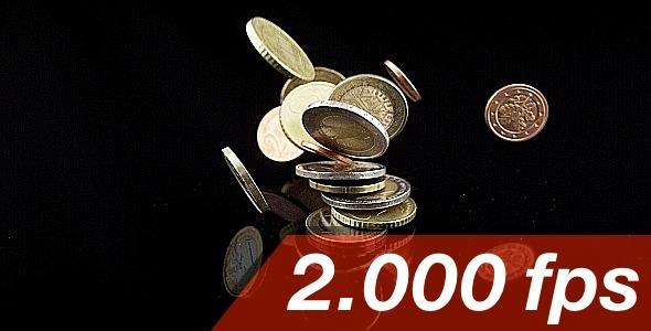 VideoHive Raining Money 11400520