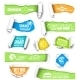 Set of Torn Papers - GraphicRiver Item for Sale