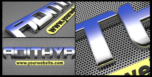 VideoHive Metal Adithya 11303181