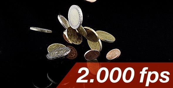 VideoHive Raining Money 2 11400777
