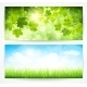 Spring Banners - GraphicRiver Item for Sale