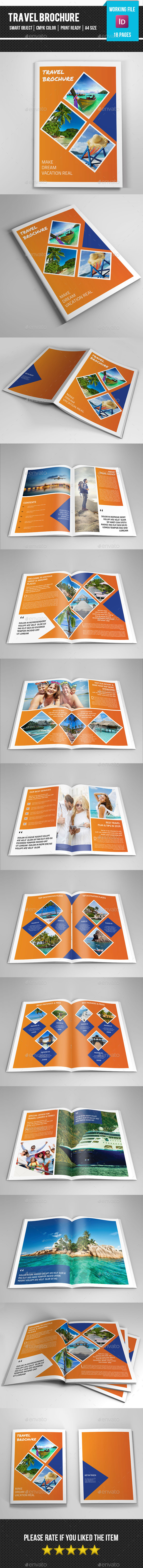 GraphicRiver Travel Brochure Catalog-V245 11401568