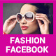 Fashion Facebook Cover - GraphicRiver Item for Sale