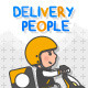 Delivery People Set - GraphicRiver Item for Sale
