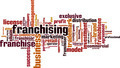 Franchising Word Cloud Concept - PhotoDune Item for Sale