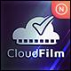 Cloud Film Check - GraphicRiver Item for Sale