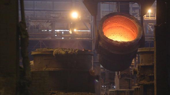 Steel Plant 25