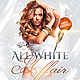 White Affair Flyer Template PSD - GraphicRiver Item for Sale