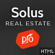 Solus - Single Property Site Template - Business Corporate