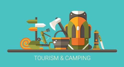Tourism and Camping